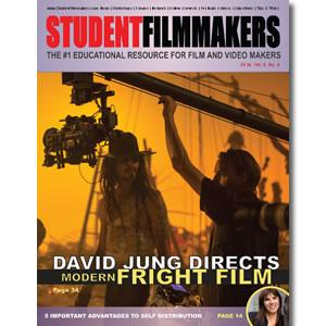 Back Issue | Digital Edition: StudentFilmmakers Magazine, 2014, Vol. 9, No. 4 - STUDENTFILMMAKERS.COM STORE