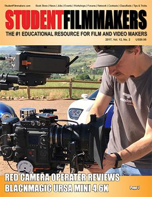 Back Issue | Digital Edition: StudentFilmmakers Magazine, 2017, Vol. 12, No. 2