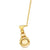 *DJ Headphone Necklace (Signature Yellow)