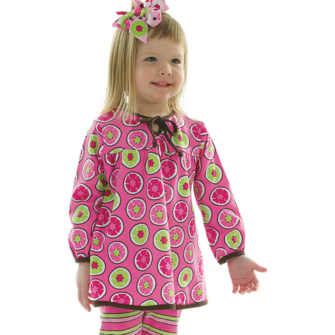 PA-F1212 Layla Swing Top Pattern