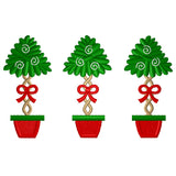 EM-P8083 Topiaries Embroidery