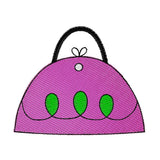 EM-P8496 Graphic Purse (2 sizes) Embroidery