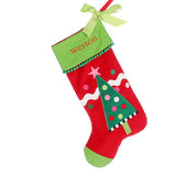 PA-GF130 Christmas Stocking Pattern