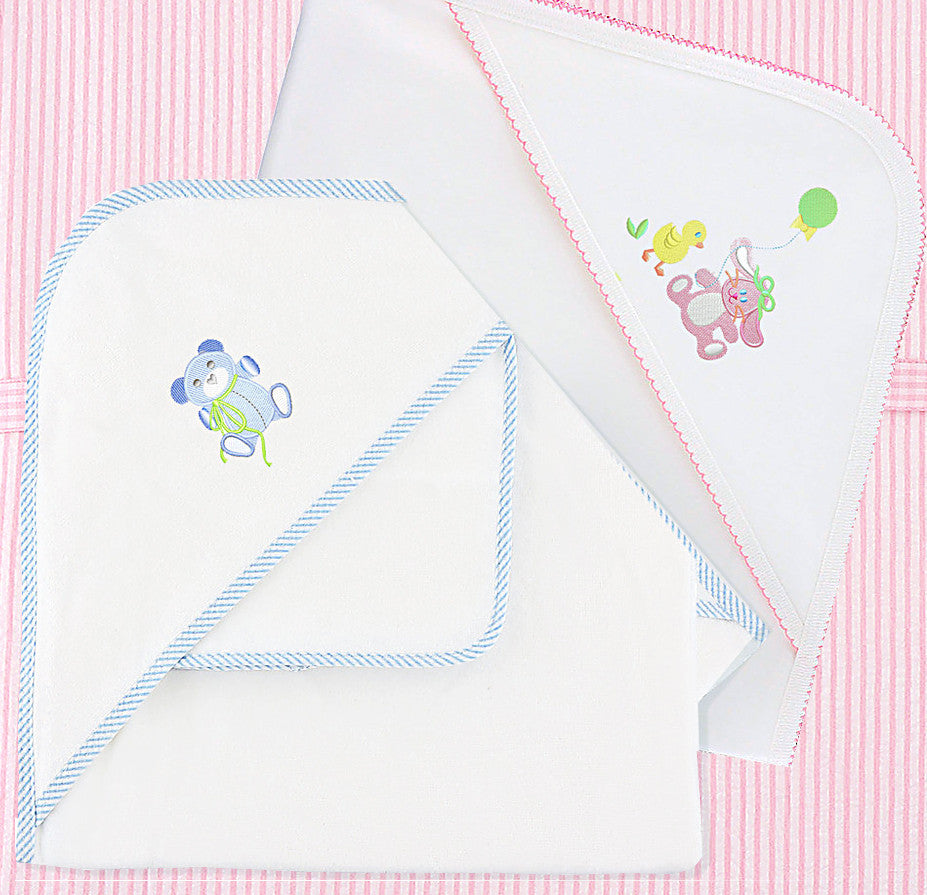 PA-L1012 Baby Blanket & Towel Set Pattern