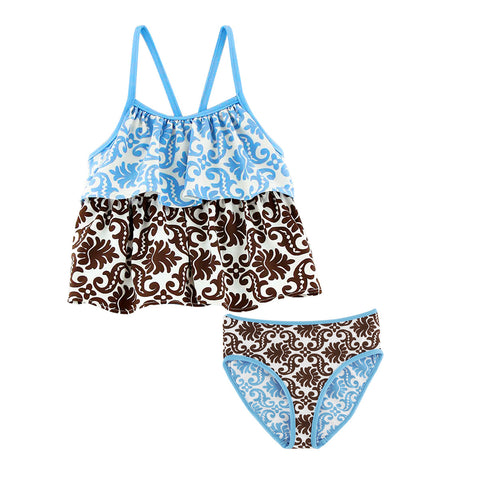 PA-S1350 Wynn Swim Tankini Set Pattern    NEW!