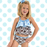 aPA-S1350 Wynn Swim Tankini Set Pattern    NEW!