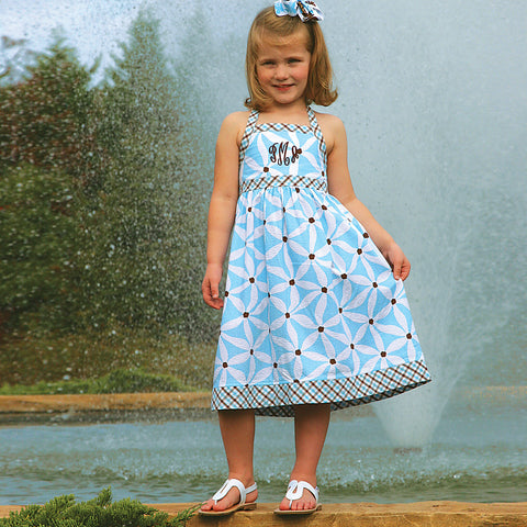 PA-S1163 Sarah Sundress Pattern
