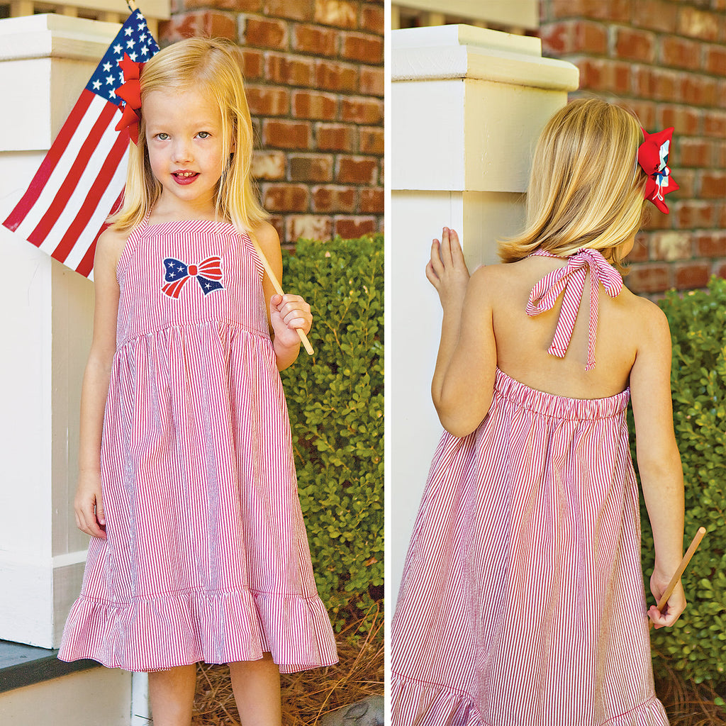 PA-S1273 Ava Ruffle Sundress Pattern