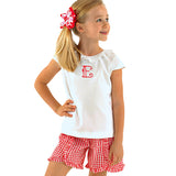 PA-S1344 Avery Ruffle Short Pattern