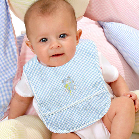 PA-L1020 Baby Bib & Nappie Set Pattern