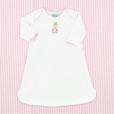 PA-L1018 Greer Knit Infant Gown Pattern