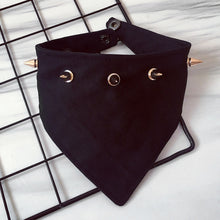 Load image into Gallery viewer, Studded Bandana Collar