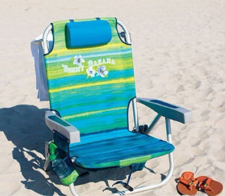 Rent  Beach Chair in kauai $15.00/Week