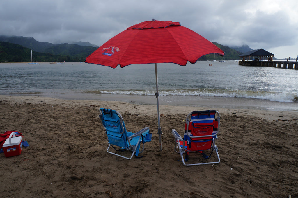 beach gear kauai