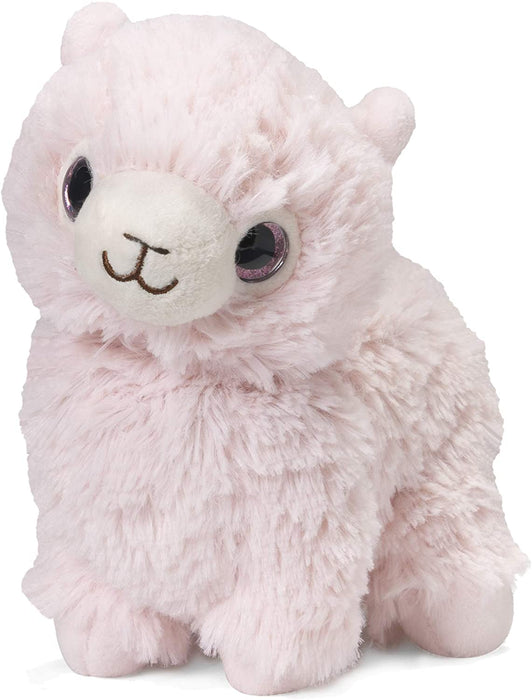 Warmies Microwavable French Lavender Scented Plush, Jr. Llama