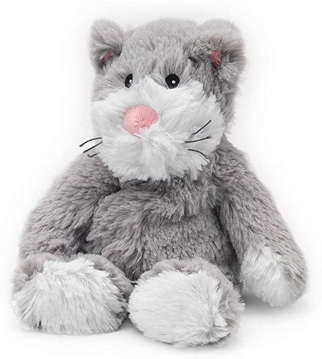 Warmies Microwavable French Lavender Scented Plush Jr Cat