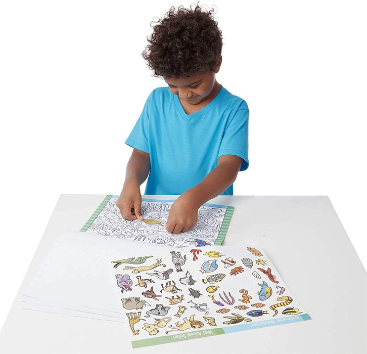 Melissa & Doug Seek & Find Sticker Pad