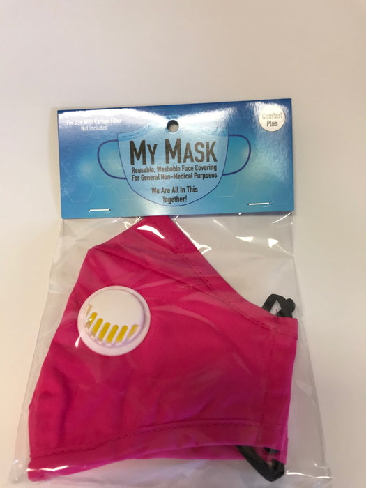 My Mask- Washable Reusable Face Covering