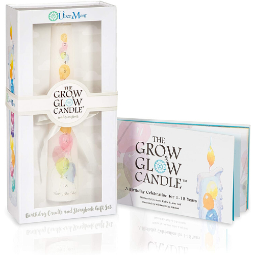 GROW AND GLOW CANDLE