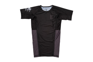 Launch No Gi Rash Guard - Ranked S/S