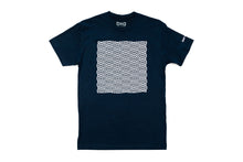 Load image into Gallery viewer, Never Stop Tee - Navy