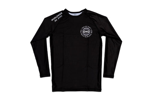 World Rash Guard - Long Sleeve