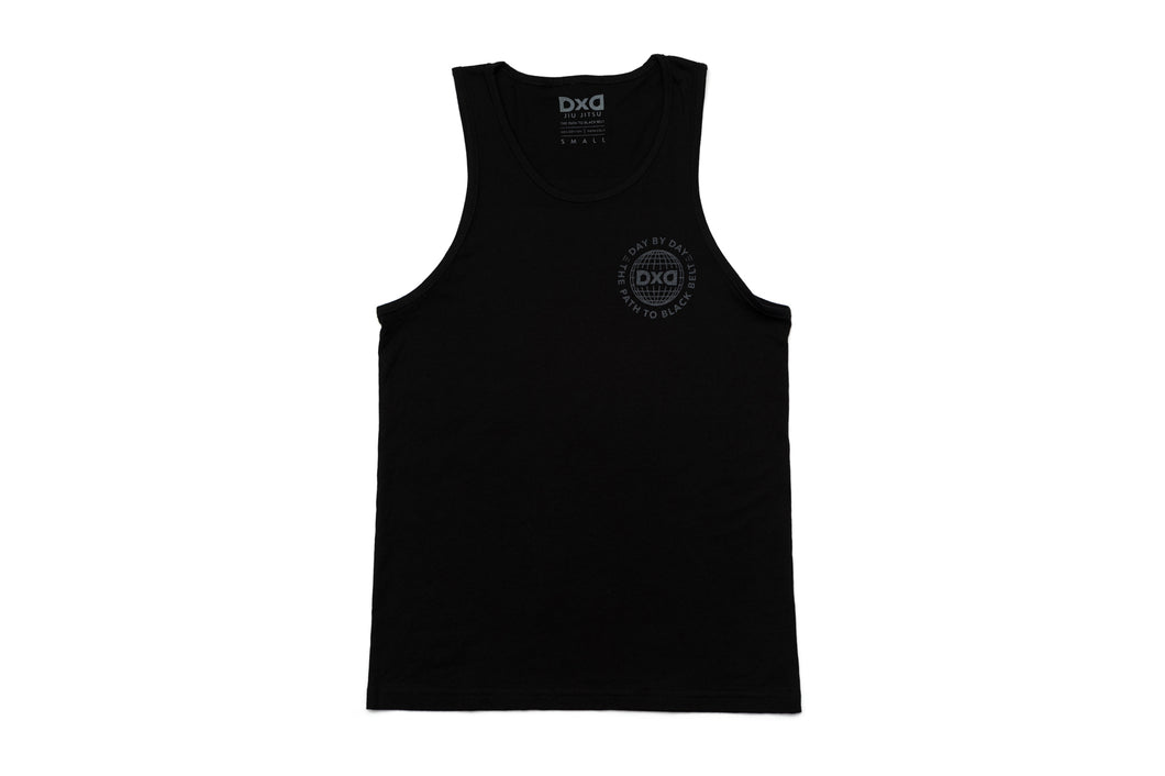 Stealth Tank - Black