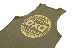 World Tank - Olive Green