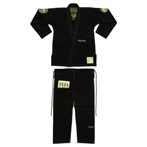 The Oath Gi - Black