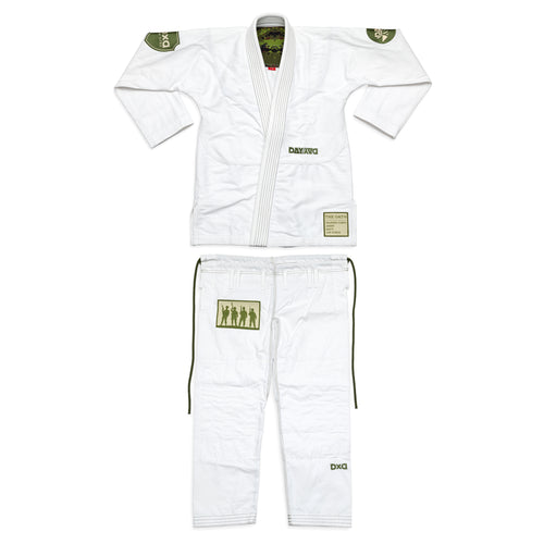 The Oath Gi - White
