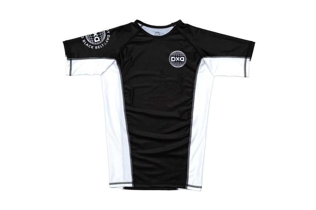 World No Gi Rash Guard - Ranked S/S