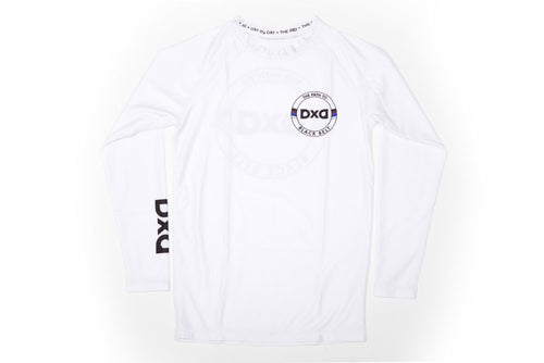 Rash Guard - White