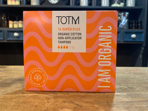 TOTM Tampons (non-applicator)