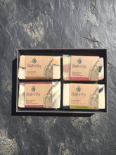 Load image into Gallery viewer, Artisan Soap - Four Soaps Gift Box