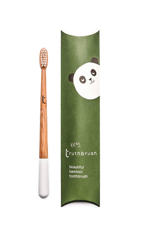 Child's Bamboo Toothbrush