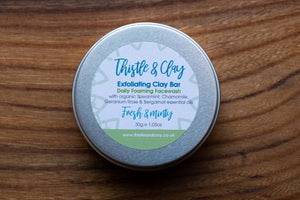 Exfoliating Clay Facewash