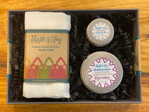 Face Care Gift Set, 25g Rejuvenating Moisture Balm