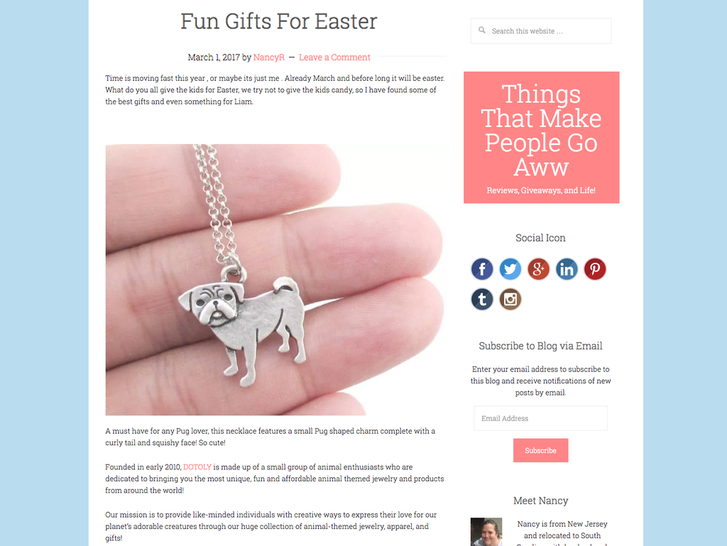 Fun Gifts for Easter - DOTOLY