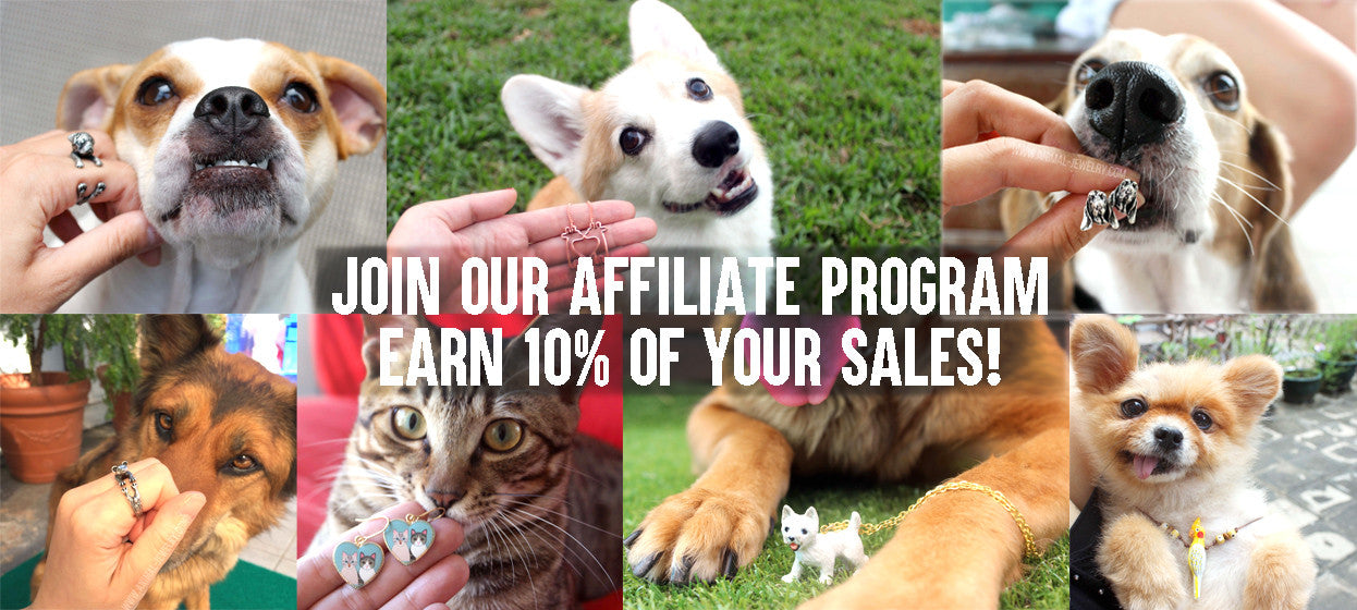 Join Our Affiliate Program and earn 10% of every sale!