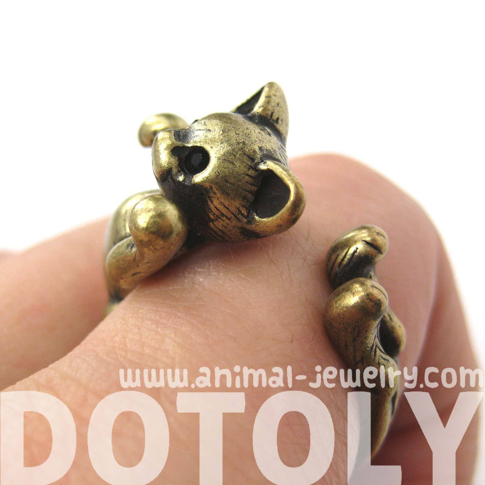 3d-kitty-cat-two-tailed-animal-wrap-around-ring-in-brass-sizes-5-to-9-available