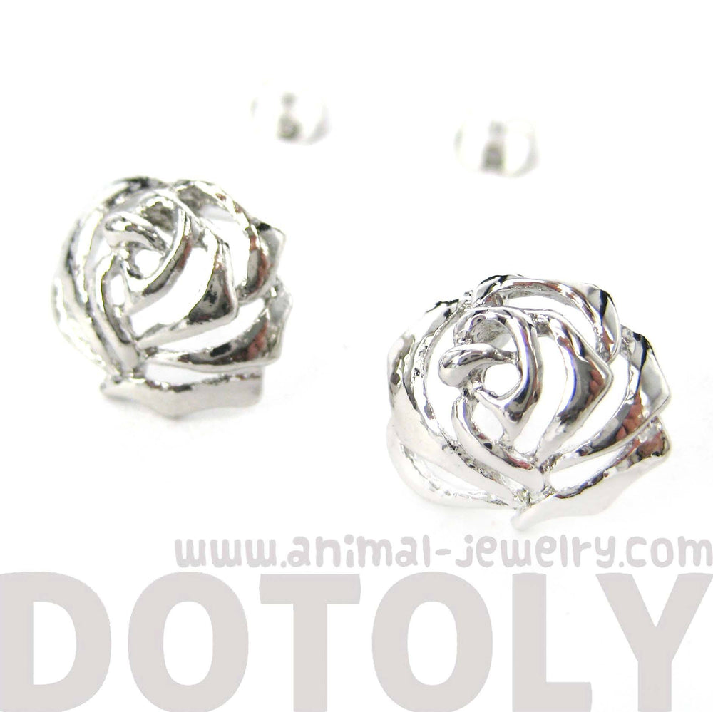 3d-rose-shaped-floral-cut-out-stud-earrings-in-silver-dotoly