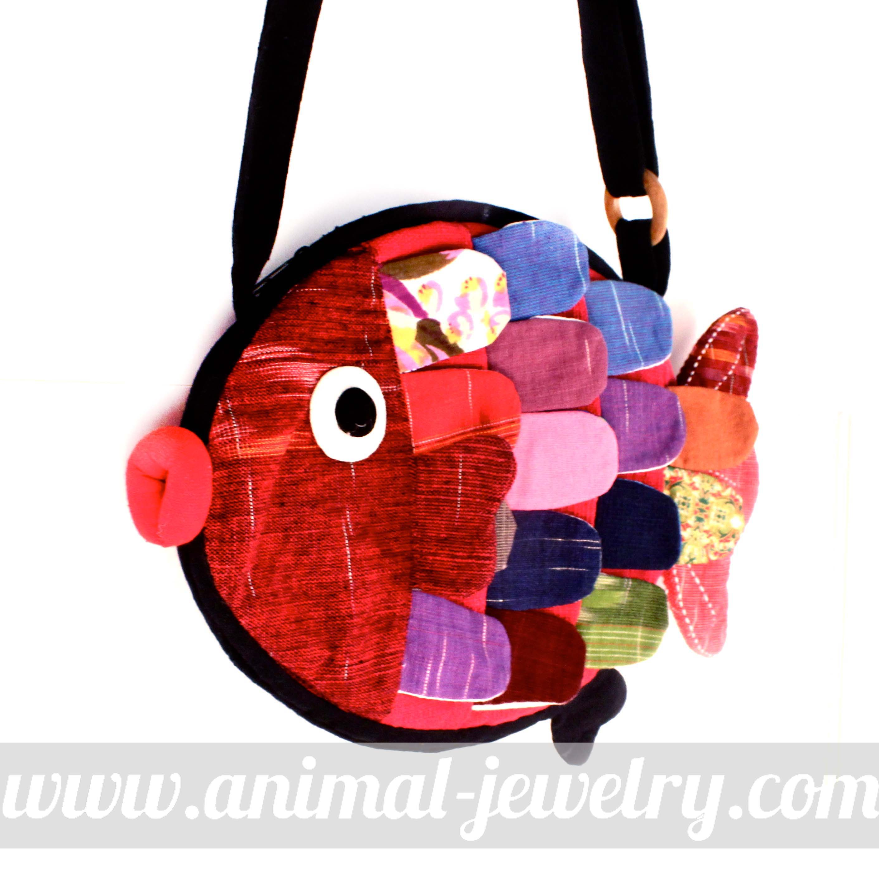 fish-shaped-animal-cross-body-patchwork-bag
