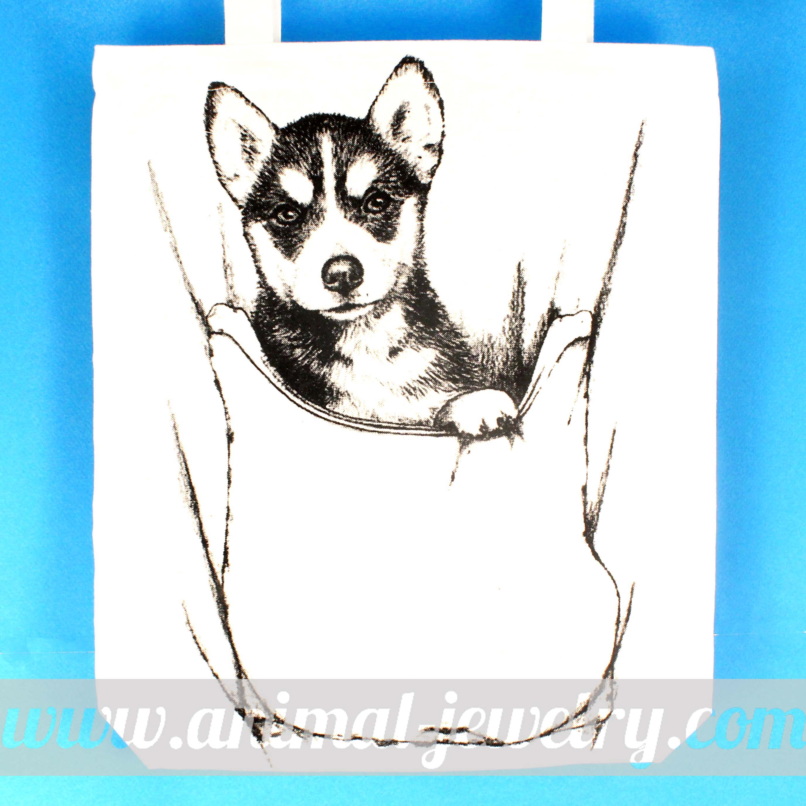 baby-siberian-husky-puppy-dog-animal-print-tote-bag-100-natural-cotton