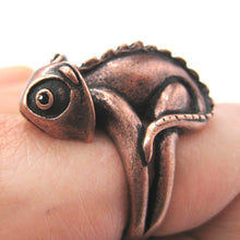 adjustable-iguana-chameleon-animal-ring-in-copper