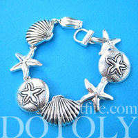 3D,affordable,animal-jewelry,animals,bracelet,buy,charm,creatures,cute,detailed,dotoly,inspired,jewellery,jewelry,links,nautical,original,realistic,sea,seashell,silver,starfish,stars,themed,unique,women,