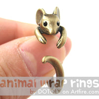 mouse-animal-wrap-ring-in-brass