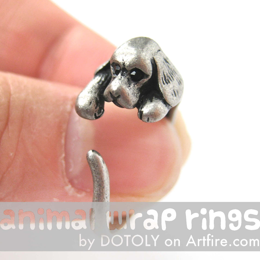 cocker-spaniel-puppy-dog-animal-wrap-ring