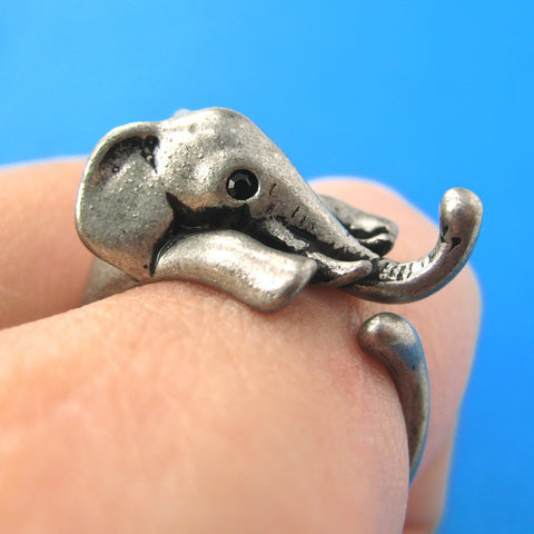 elephant-animal-wrap-around-ring-in-silver