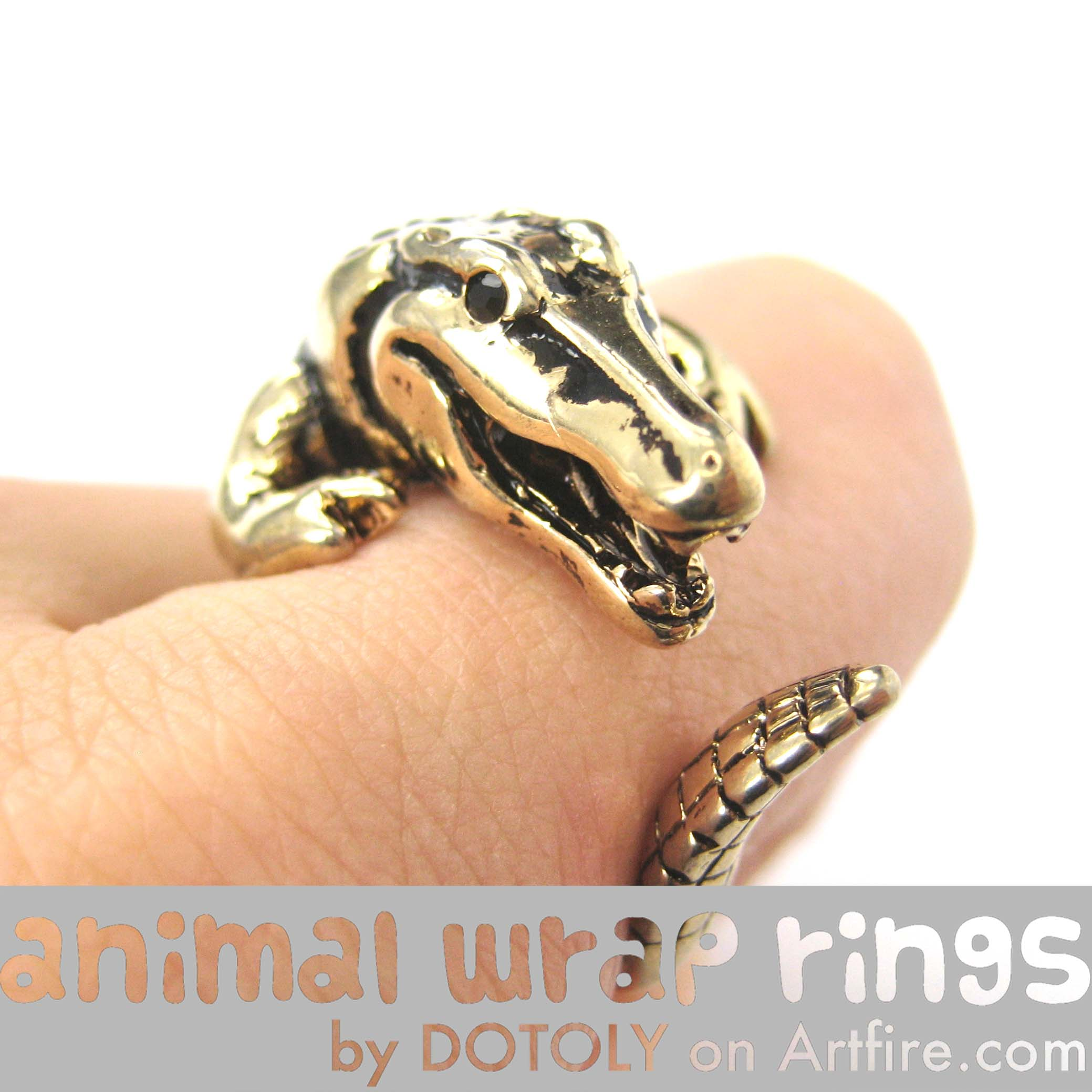 crocodile-alligator-animal-ring-dotoly