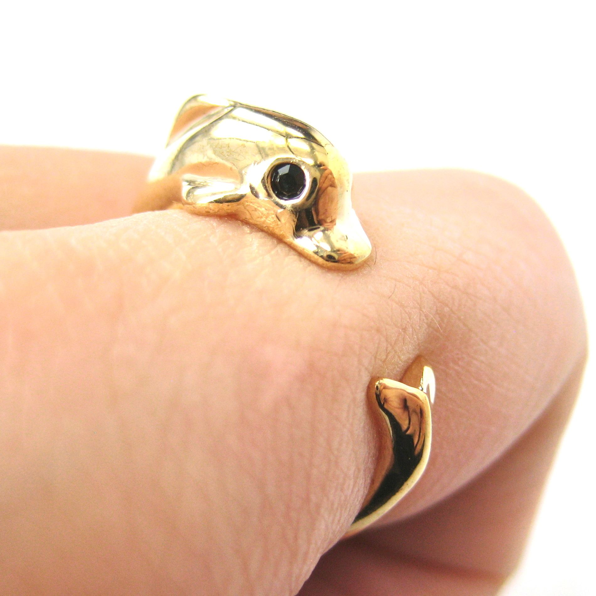 dolphin-sea-animal-wrap-ring-in-gold